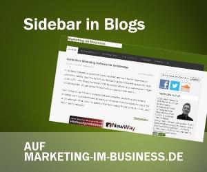 Sidebar in Blogs
